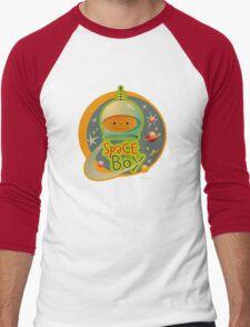 Space Boy! Men's Baseball ¾ T-Shirt