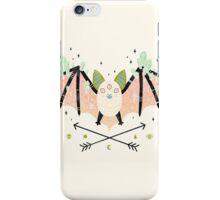 Crystal Bat iPhone Case/Skin