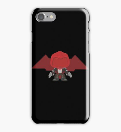 The Resurrected Robin iPhone Case/Skin