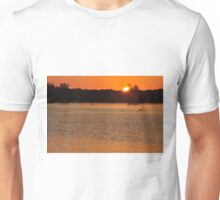 Sunrise from the Tip of Stump Pass, As Is Unisex T-Shirt