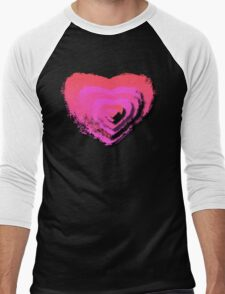 LAYERED LOVE Men's Baseball ¾ T-Shirt