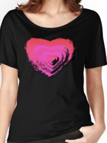 LAYERED LOVE Women's Relaxed Fit T-Shirt