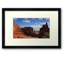 Arches  National Park-Utah USA Framed Print
