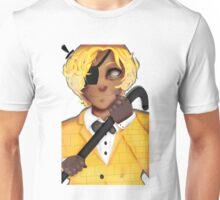 Human Bill Cipher-Gravity Falls 2 Unisex T-Shirt