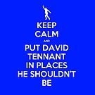 DAVID TENNANT IN PLACES HE SHOULDN'T BE by mollypopart