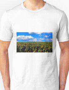 Sunflower Extravaganza Unisex T-Shirt