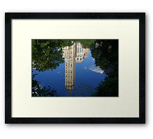 Show Me The Monet Framed Print