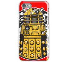 The Cult of Skaro iPhone Case/Skin