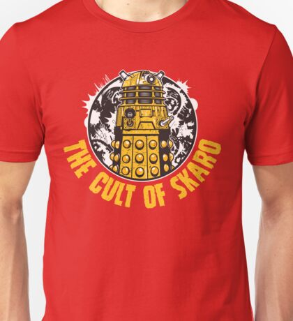 The Cult of Skaro Unisex T-Shirt