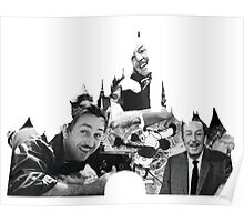Walt Disney: A Man and a Mouse Poster