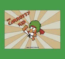 The Carrotty Kid: Sunburst Baby Tee