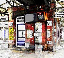 Westbury Platforms 2&3 by johnslipimages