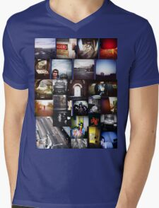 lo-fi tee Mens V-Neck T-Shirt