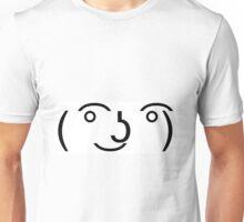 le lenny face XD Unisex T-Shirt