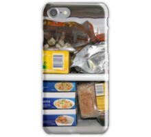 I Know What's In My Freezer! iPhone Case/Skin