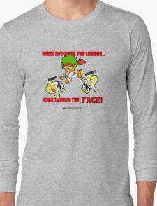 The Carrotty Kid: When Life Gives You Lemons... Long Sleeve T-Shirt