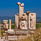 The Pollio Fountain, Ephesus by PrecisionFX
