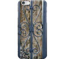 Alamo Scrolls iPhone Case/Skin
