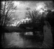 mes rêves ont flotté en bas du fleuve by Citizen