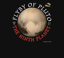 The Pluto Flyby Unisex T-Shirt