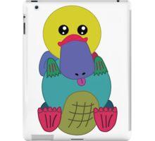 Rainbow Platypus iPad Case/Skin
