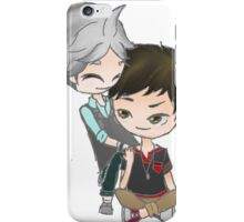 Haikyuu! Daisuga Chibi Cuteness! iPhone Case/Skin