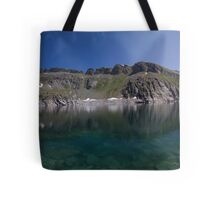 At the Reservoir Tote Bag