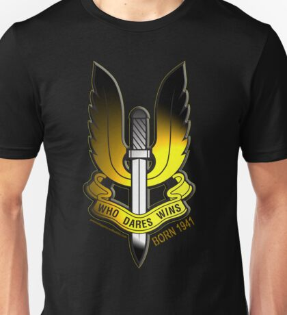The Special Air Service Unisex T-Shirt