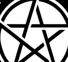 Protection Symbol. Sticker