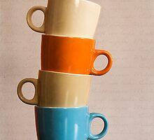 Coffee Cups by Priska Wettstein
