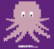 Foot-T 'Psychic Octopus' by tinyindustry