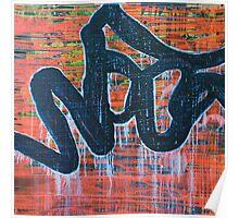 kanji tag Poster