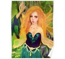 Fairy Goddess Poster