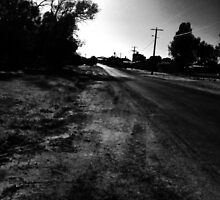 Lonely Road by brokendownvixen