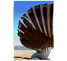 Aldeburgh Sculpture Poster