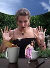 Tea time surprise! by Susie Hawkins