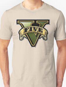 Grand Theft Auto V Golden Symbol T-Shirt