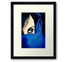Aisha Framed Print