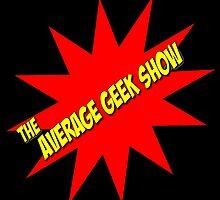 Average Geek Show Logo by AverageGeekShow