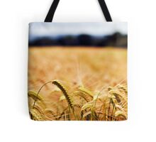 Crop Field Tote Bag
