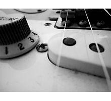 Fender Happy Photographic Print