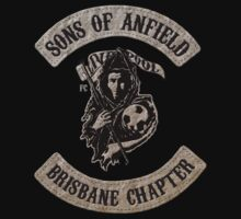 Sons of Anfield - Brisbane Chapter by EvilGravy