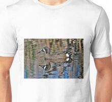 Blue Winged Teal Unisex T-Shirt