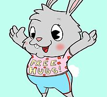 Free Hugs by knoxpaperpen