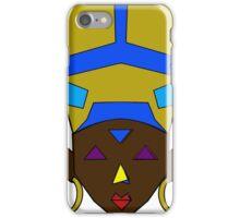 Afrofuturistic Egyptian Queen iPhone Case/Skin