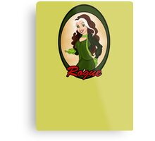 Disney Princess Rogue Metal Print