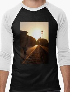 The long ride home Men's Baseball ¾ T-Shirt