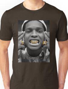 ASAP Rocky Golden Unisex T-Shirt