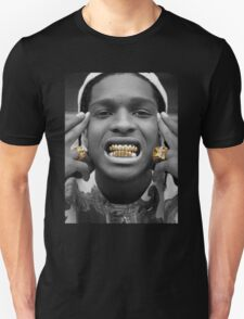 ASAP Rocky Golden T-Shirt