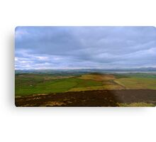 4000 Years of  Peat Land - Donegal Metal Print